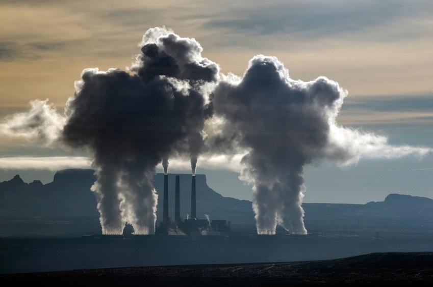 Navaho Power Plant Page AZ