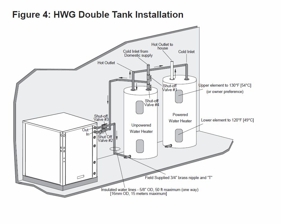 Desuperheater Wiring Diagram Geocomfort Tech Support