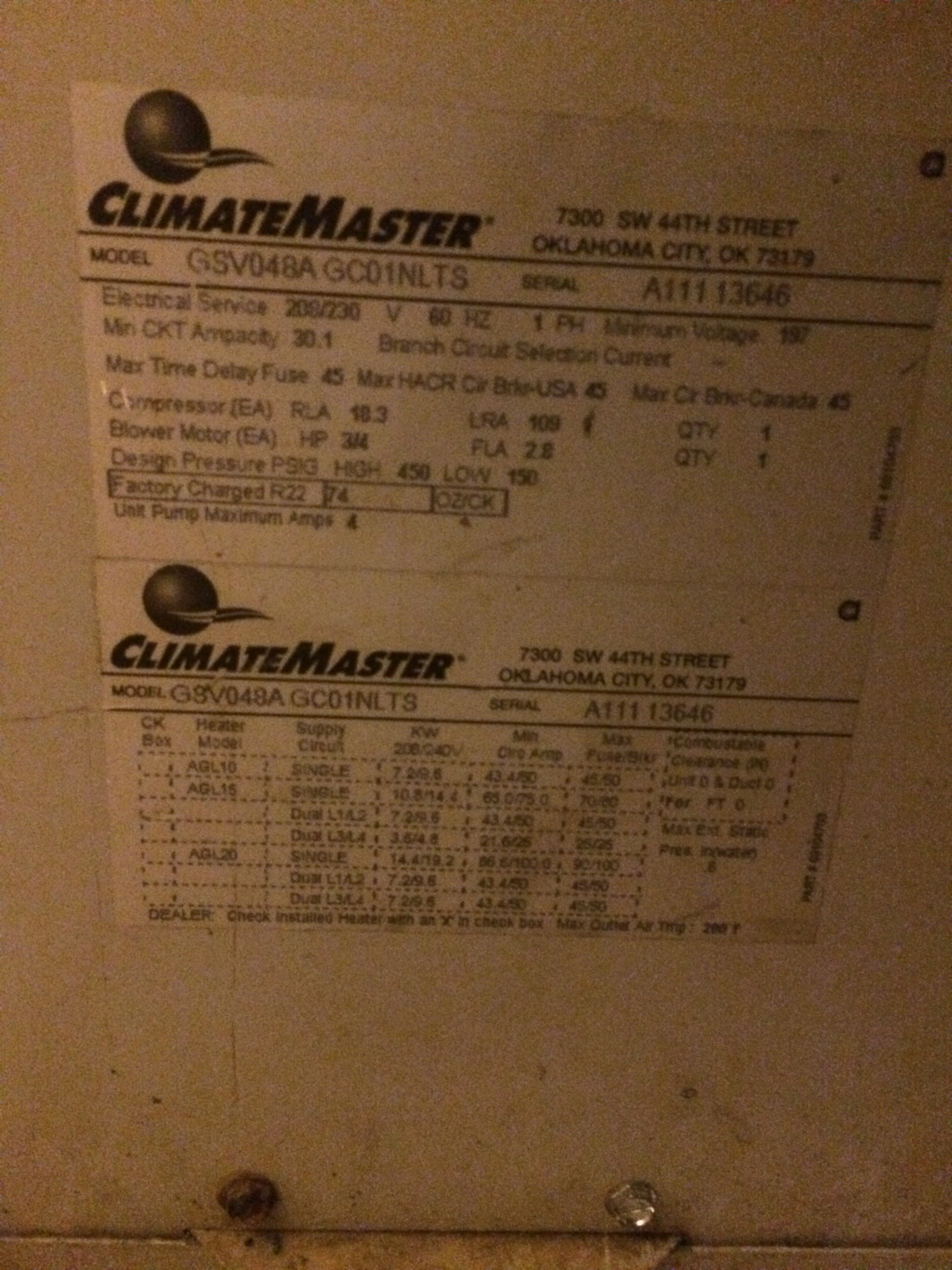 Pennsylvania replaced older climate master thermostat w new img8011g swarovskicordoba Image collections
