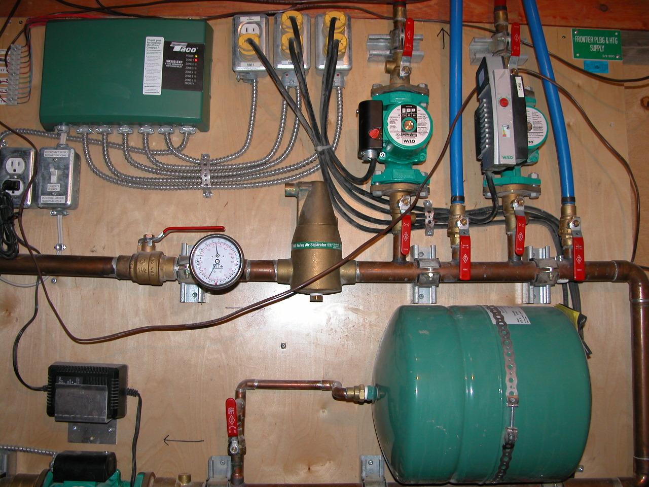 Saskatchewan Floor Heat Page 2 Geoexchange Forum Wilo Pump Wiring Diagram Myboardtop